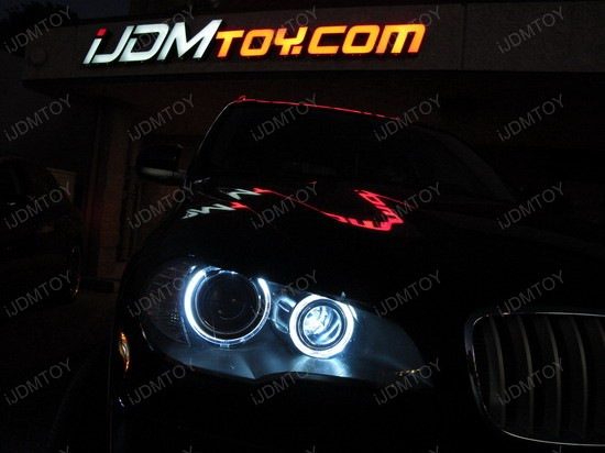BMW - X5 - Angel - Eyes - 4